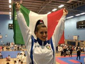 Karate, un bronzo che vale oro per Martina Di Cello a Velletri